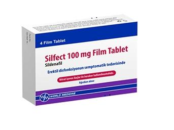 SILFECT 100 mg